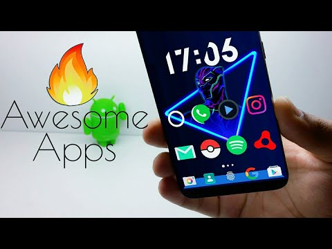 Top 5 Awesome Apps For Android-April 2018!