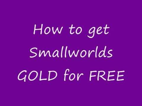 How To Get Smallworlds GOLD for FREE