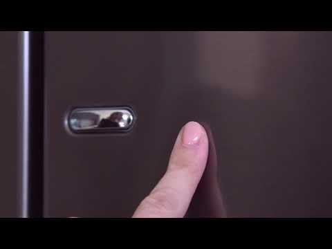 LG French Door Fridge Anti Fingerprint Finish 2