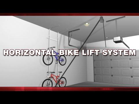 Horizontal Bike Lift Systems