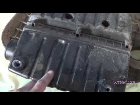 Chevy HHR Air Filter Replace