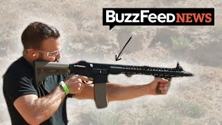 I Bought An Assault Rifle Using Facebook