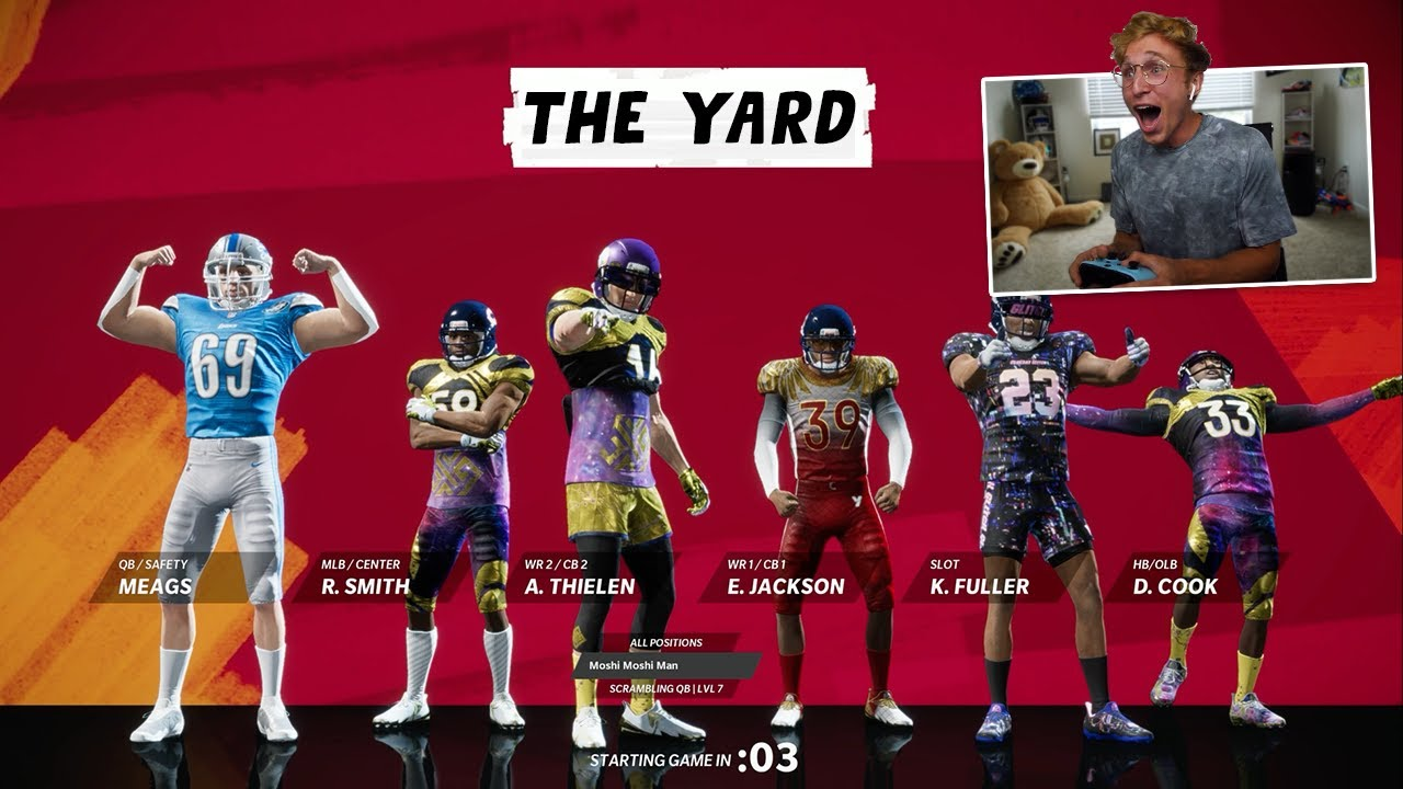 The Yard is the Best Mode EVER!