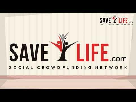 SaveLife.com onlinefundraising fundraising crowdfunding savelife donations online platform