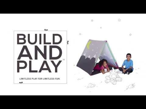 How-To Build And Play: Tent