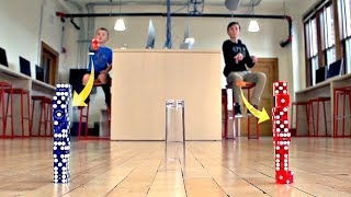 Dice Stacking and Trick Shots | That