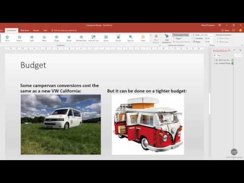 PowerPoint 2016 - Create and Delete Animations