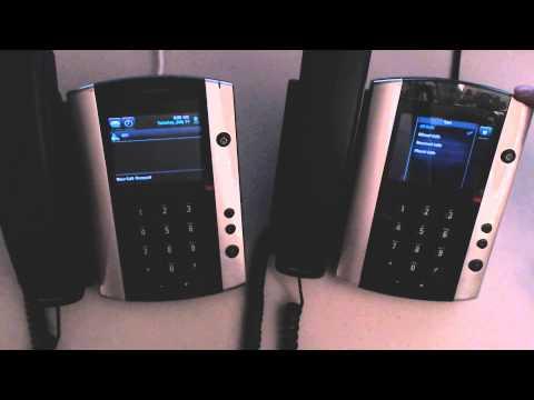 Polycom VVX500 - View Missed Calls