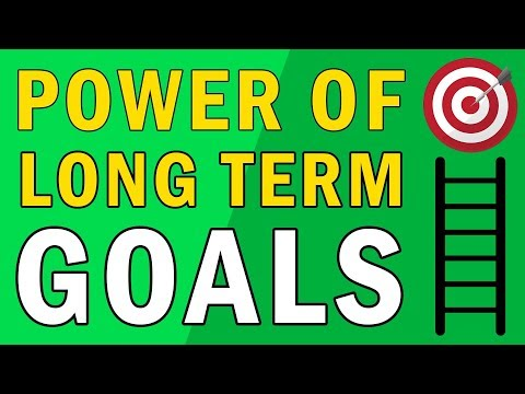 Why Setting LONG TERM GOALS are Important?
