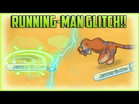 Animal Jam: Moonwalk Glitch