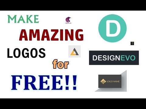 How To Make Awesome Logos for Free? | DesignEvo Online Logo Maker | Opinions and Review