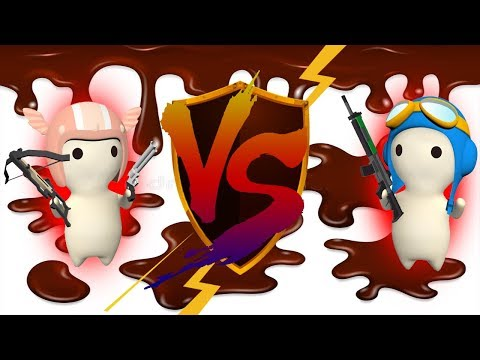 HITMAN VS エールフレンス  -  Death Map [MilkChoco Clan Battle]
