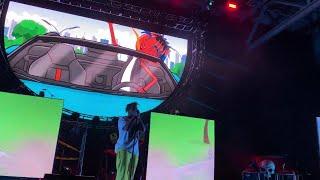 Juice Wrld - Wasted - Live at EMU Convocation Center on 1-18