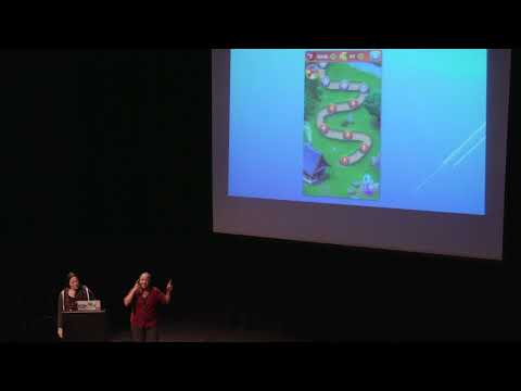 GAConf 2018: I Made My Game Blind Accessible – You Wont Believe What Happened Next…