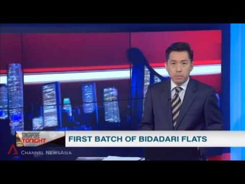 Bidadari - The Planned New Eco Town of Singapore