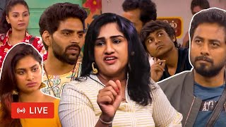 செருப்பால் அடித்துக்கொண்ட Bala..| Bala VS Sanam | BiggBoss 4 | Vanitha Darbar