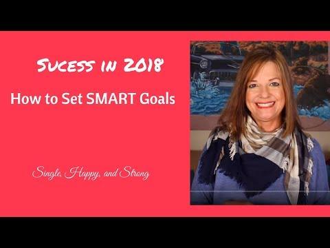 Success in 2108 - Set SMART goals