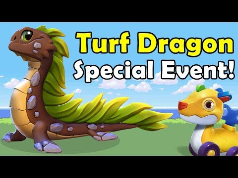 New TURF WAR EVENT Begins TOMORROW! + Babifying Our WIND-UP DRAGON! - DML #857