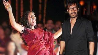 Kajol gets DRUNK at husband Ajay Devgan