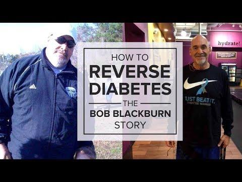 Reverse Diabetes — How Bob Reversed Type 2 Diabetes Using His Food as Medicine