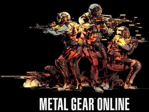 Metal Gear Online OST Main menu