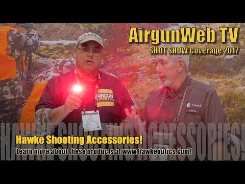 Hawke Optics at SHOT SHOW 2017 - Quality, Affordability, Great Value! - by AirgunWebTV