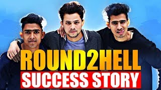 Round2Hell Success Story | Nazim Wasim Zayn Biography | R2H
