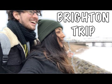 Shaaba and Jamie: Going To Brighton