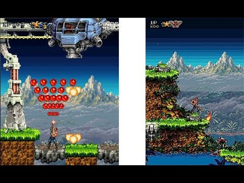 The Contra Force Game