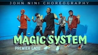 """Magic System - Premier Gaou"" dance | John Nini Choreography | Afro Dance Workshop"