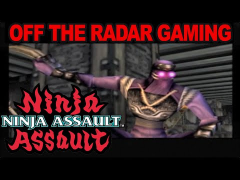 NINJA ASSAULT - Off The Radar Gaming - Red Swordfsh Studios