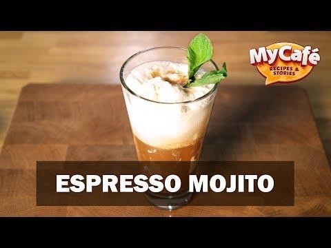 Espresso Mojito Recipe from My Cafe and JS Barista Training Center
