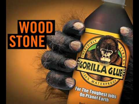 Gorilla Glue Product Video