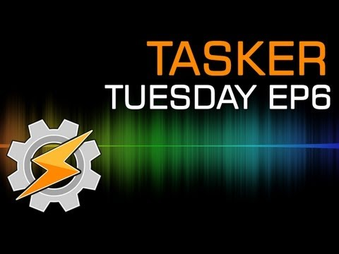 Open Apps on other Android Phones using Tasker