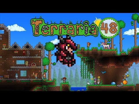 Terraria - CRIMSON ARMOUR