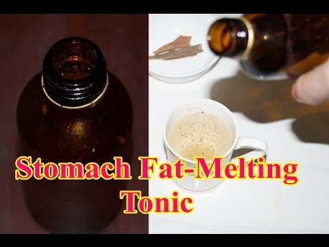 Fat Melting Weight Loss Tonic For Flat Stomach, Slim Thighs & Hips in 8 Days
