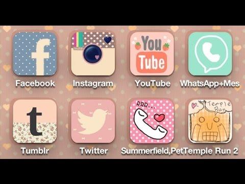 How to change your iphone-ipad-ipod icons using COCOPPA