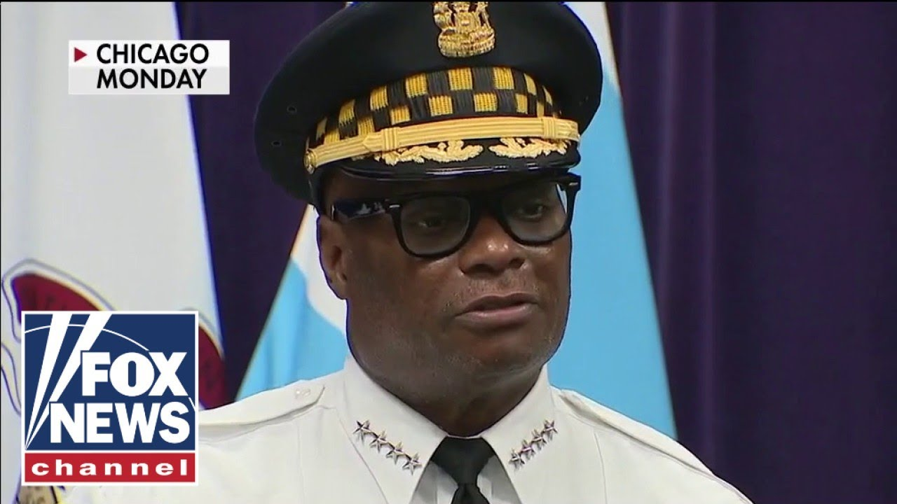 Chicago's top cop blasts courts for releasing murders onto the streets