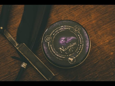 Lockhart's Collaboration  l Making a Matte Paste l Nevermore Release