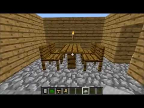 Minecraft: Furniture Mod Preview [1.0.0]