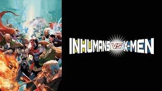 INHUMANS VS. X-MEN Trailer