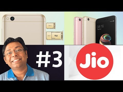 New Redmi 5a @4999,Jio Offer on Redmi5A,Micromax Bharat, Android apps to avoid