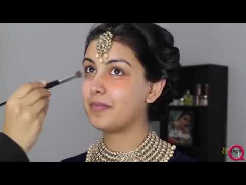 Kashies Bride Makeup Tutorial  😊