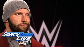 How will Zack Ryder rebound from his loss to Mojo Rawley?: SmackDown LIVE Fallout, Jan. 9, 2018