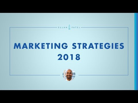 Digital Marketing Strategies For 2018