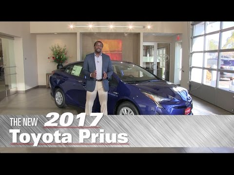 The New 2017 Toyota Prius Two - Minneapolis, St Paul, Brooklyn Center, MN - Review