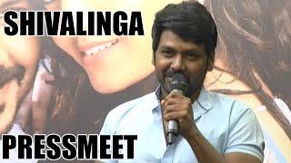 Shivalinga Press Meet | Raghava Lawrence | S.S. Thaman | Shreyasmedia