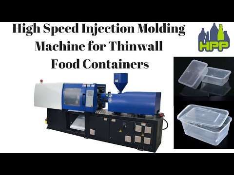 Injection Molding Thin Wall Container