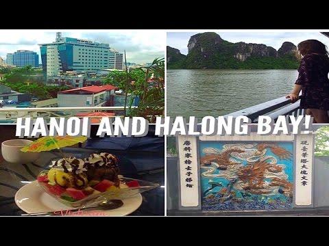 VIETNAM TRAVEL MONTAGE -HANOI AND HALONG BAY | Rose Fox