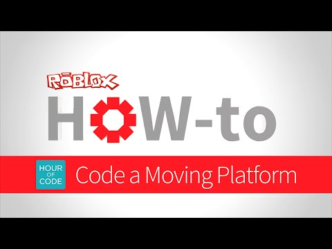 How-to: Code a Moving Platform (Hour of Code Pt. 2)